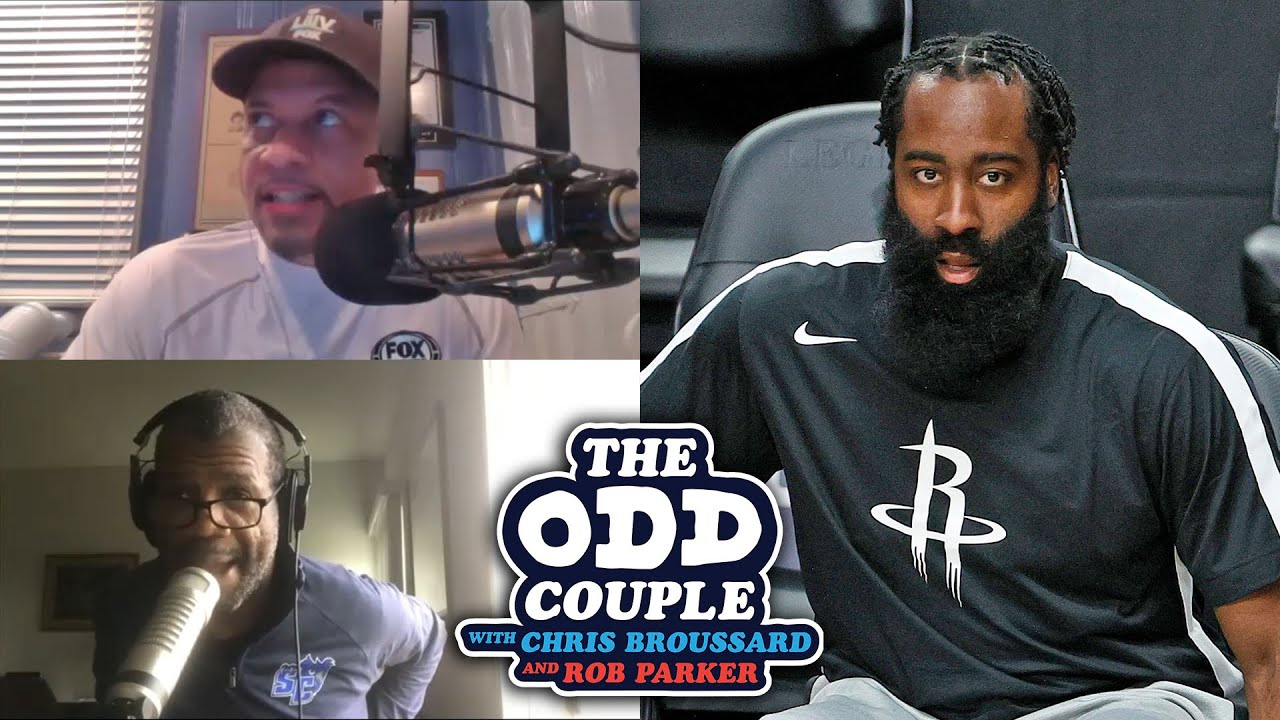 Chris Broussard  - Was It Worth James Harden Dissing His Former Rockets Teammates?