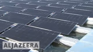🇨🇳   China builds largest floating solar farm in the world