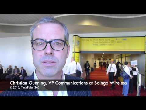 Boingo at CES 2013: Hot Spot 2.0