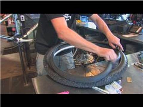 Bike Repairs 2 : How to Patch a Bike Tire Tube
