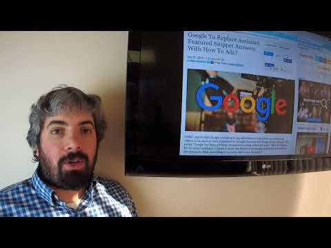 Google Algorithm & Ranking Update, Job Listings Penalty & Mobile-First Indexing