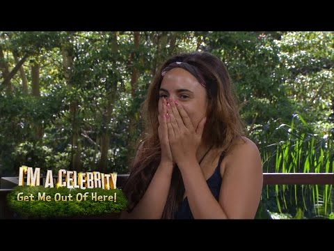 Nadia Forde Leaves The Jungle | I'm A Celebrity...Get Me Out Of Here!
