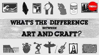 Is there a difference between art and craft? - Laura Morelli