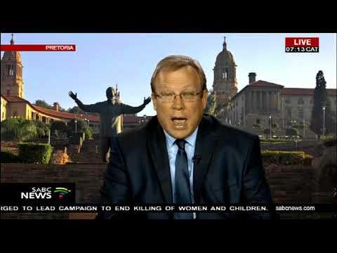 PT2 -  SARS Acting Commissioner Mark Kingon on the 2018 Tax Season