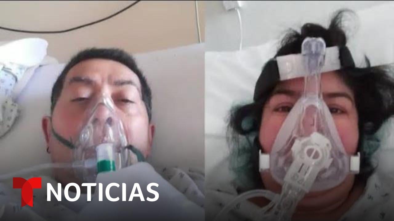 Un matrimonio latino de Nueva York muere de coronavirus | Noticias Telemundo