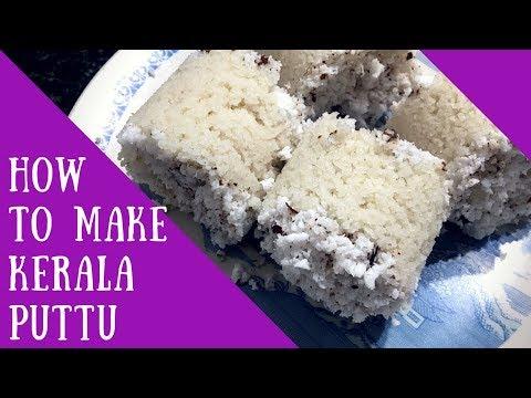 How to Make Puttu | Kerala Puttu Recipe | Kerala Breakfast Special | Priya Cooks