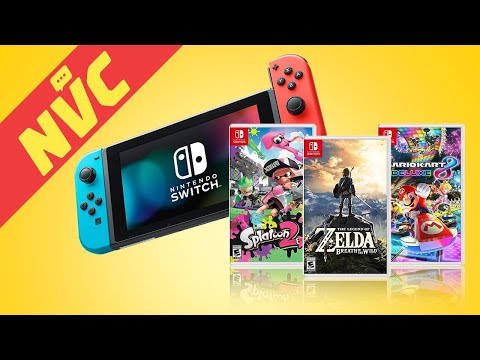 Six Months Later: State of the Nintendo Switch - NVC Ep. 375