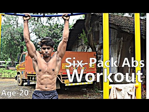[How To] Best Six Packs Abs Workout For Beginners   Hindi