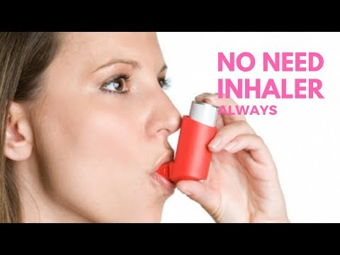 4 WAYS TO CONTROL YOUR ASTHMA WITHOUT USING YOUR INHALER: