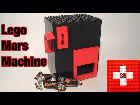 Lego Mars Machine