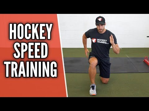 Hockey Speed Training/Workout 🚀 🏒