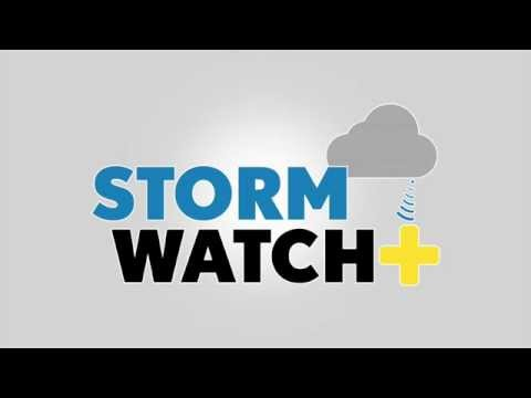 Configuring StormWatch+ severe weather alerts