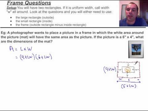 Word Problems - Part2-Frames
