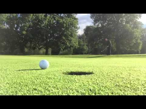 Easiest chip shot ever