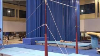 Gymnastics Accident   Giorgos Votsis
