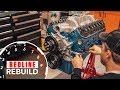 Ford 289 V-8 engine time-lapse rebuild (Fairlane, Mustang, GT350) | Redline Rebuild - S2E1