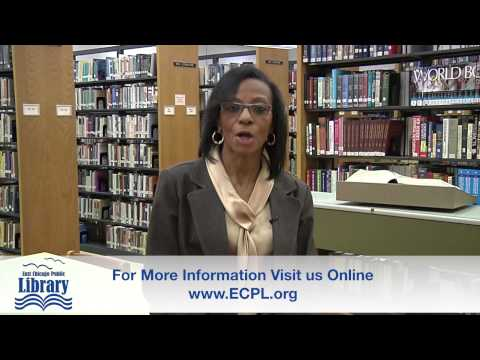 East Chicago Public Library Commercial.