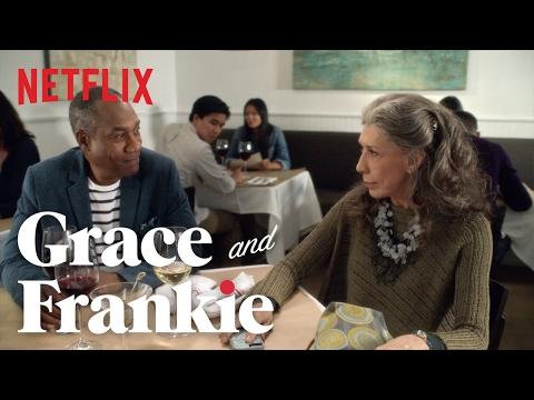 Grace and Frankie: Cell Phone [UK & Ireland] | Netflix