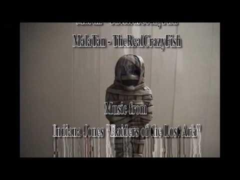 The Adventures of IndianaStarwarsJones episode I - The Seceret Mummy Voodoo Doll