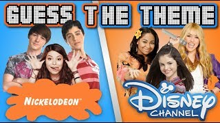 CHILDHOOD Disney/Nick Themes - CAN YOU GUESS THEM!?!