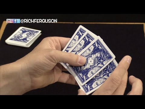 AMAZING Card Trick! LEARN Magic! Revealed!
