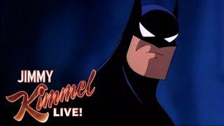 Kimmel Kartoon - Donald Trump is Batman