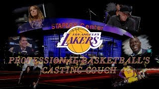 The Los Angeles Lakers: Professional Basketball's Casting Couch