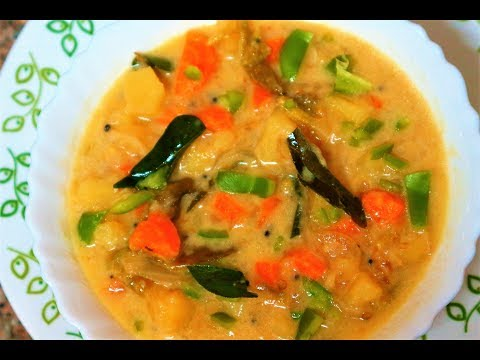 Easy Vegetable Stew / Curry Without Spices   Healthy & Tasty   Ramadan Special