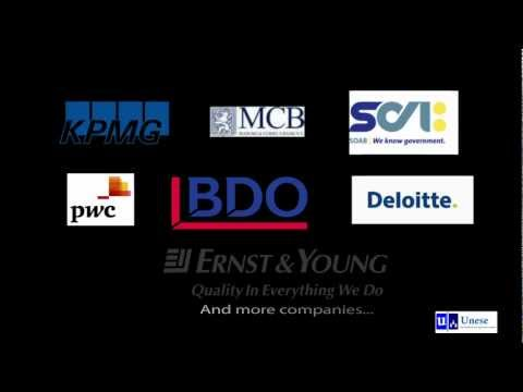 UNESE: Accounting Week 2012 (University of the Netherlands Antillean)