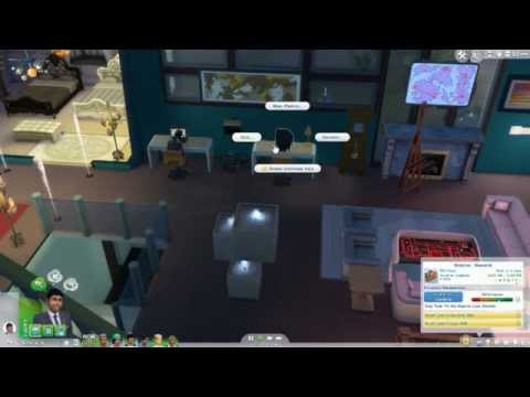 How to complete daily task  Fill out reports in Sims 4
