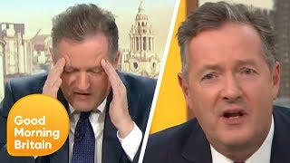Piers Morgan's Most Fiery Moments   Good Morning Britain