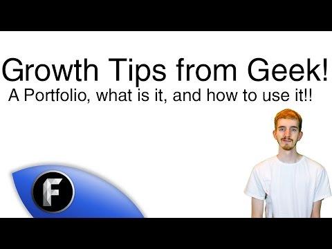 YouTube growth tip - Build a portfolio!