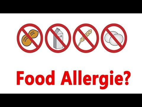 Cure Food Allergies Naturally | How to make easy Treat Food Allergies