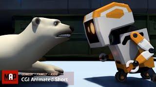 "CGI 3D Animated Short Film ""BEAR"