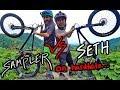 Can I Keep Up With Seth's Bike Hacks While on Hard Tails? // CIKU #3