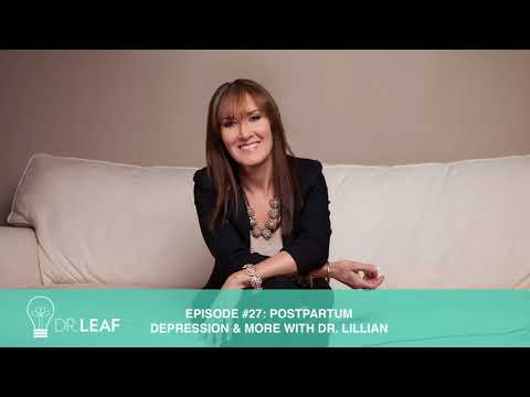 Episode #27: Postpartum Depression, Infertility, and More with Dr. Lillian