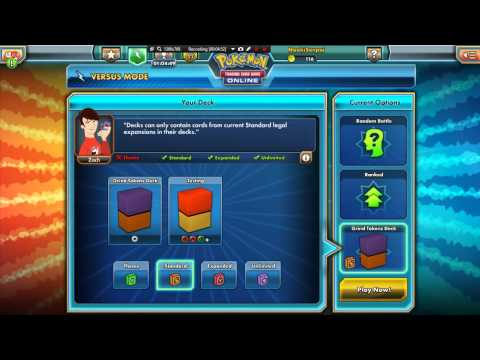 Pokemon TCG Online How to get trainer tokens fast(Outdated)