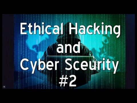 Ethical hacking and cyber security-#2(life-cycle)