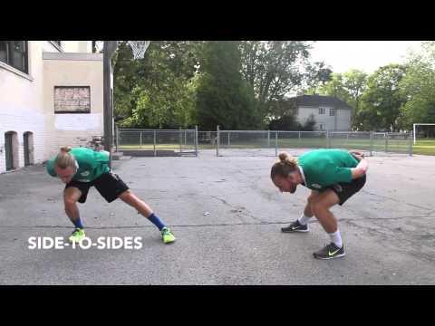 Speed Skating Ireland - Dryland Workout #1