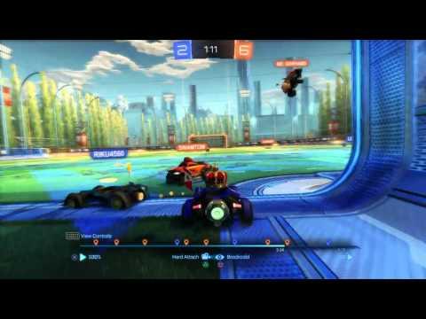 Rocket League Epic Save