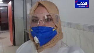 كورونا يفتك بطبيبة وجنينها في الجزائر