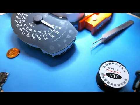 Speedometer Chip Repair