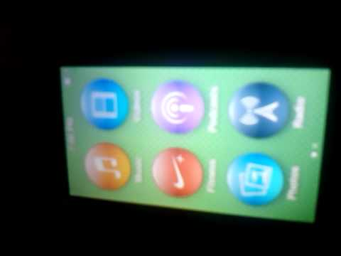 how to get the voice memo app on your iPod nano 7th generation