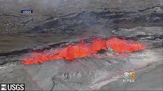 USGS Scientist Says Kilauea Lava Flow Could Last Weeks or Months