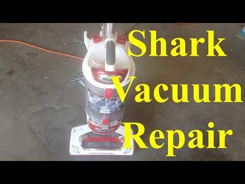 Shark Vacuum Repair Navigator, No Suction, Broken Brush Rotator Simple guide.