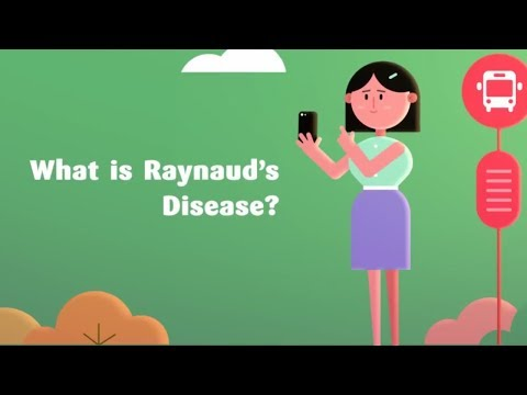 What is Raynaud's Disease? (Body Feels Numb and Cool)
