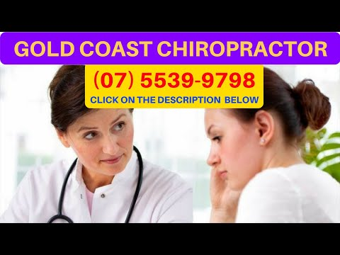 Gold Coast Chiropractor Relieve Back Pain