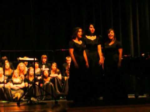 Emily Harmon Sings at Hewitt-Trussville