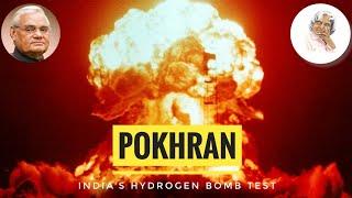 Pokhran Story - How India Fooled CIA & Tested Its Nuclear Bombs | India's Pokhran Nuclear Test