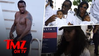 Diddy's Babymama Says It's Not a Dad Bod! | TMZ TV